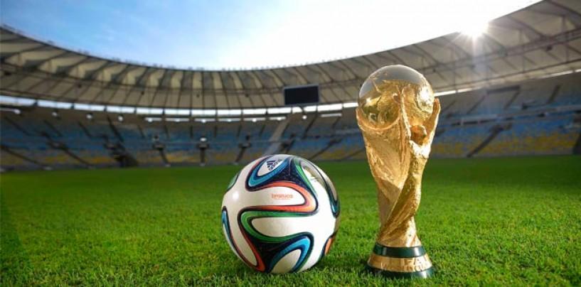 Súbete a la ola del Mundial de la FIFA