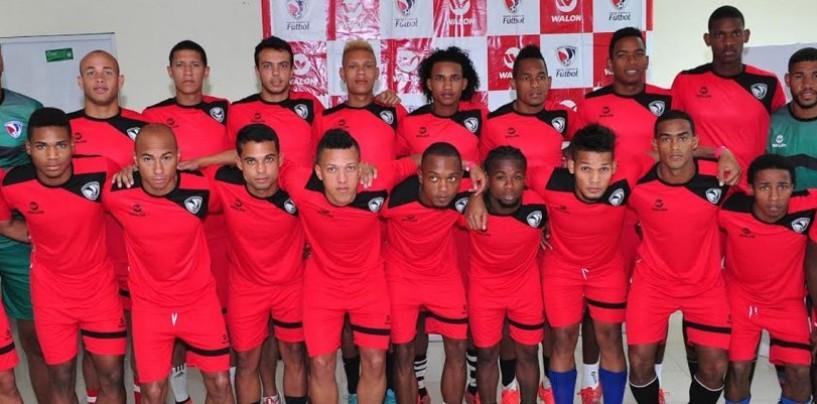 Equipo de fútbol dominicano gana 6-0 al equipo de las Islas Caimán