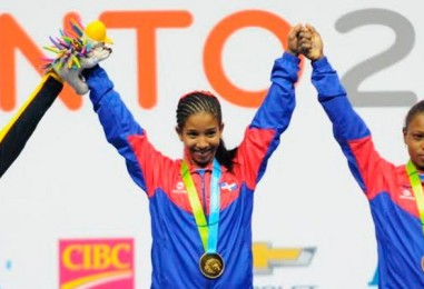 Atletas dominicanos y su desempeño en los Panamericanos 2015